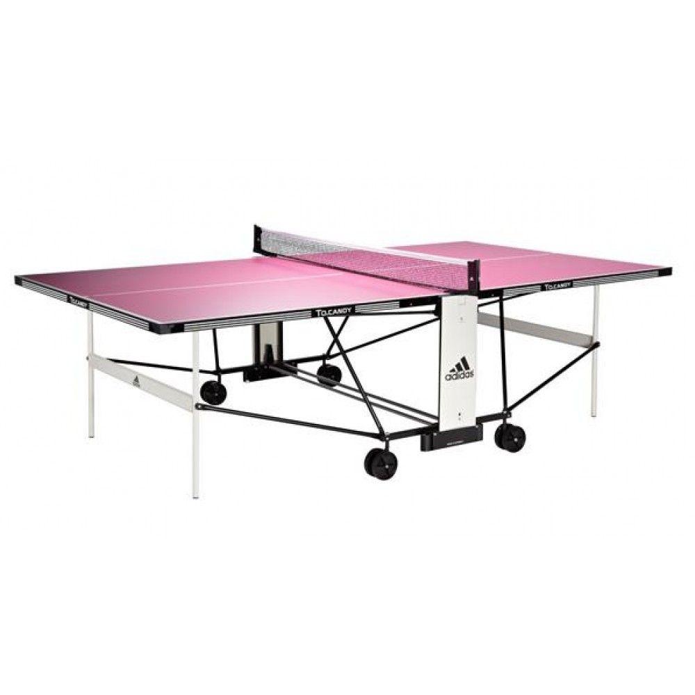 Теннисный стол всепогодный ADIDAS TO. CANDY (РОЗОВЫЙ), ST-295.C015/Ad
