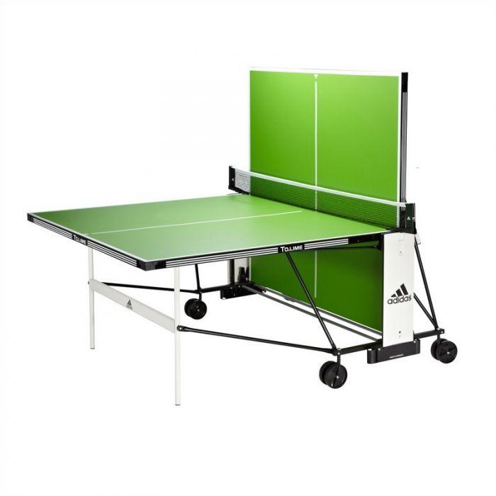 Теннисный стол всепогодный ADIDAS TO. LIME (ЗЕЛЕНЫЙ), ST-295.L015/Ad