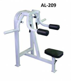 Тренажёр на дельтовидные мышцы плеча (дельта-машина) AlivSport Al-209