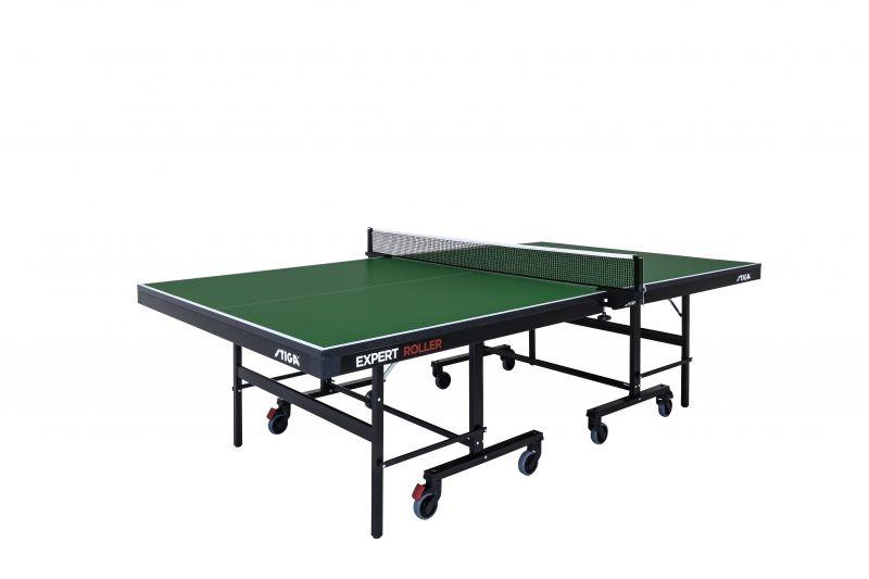 Теннисный стол профессиональный Stiga Expert Roller CCS, ITTF(25 мм) 261.4020/St
