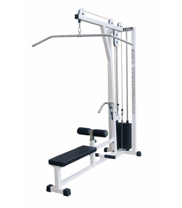 Тренажер блок для мышц спины комбинированный  FT-118 FITNESS-GYM V-sport