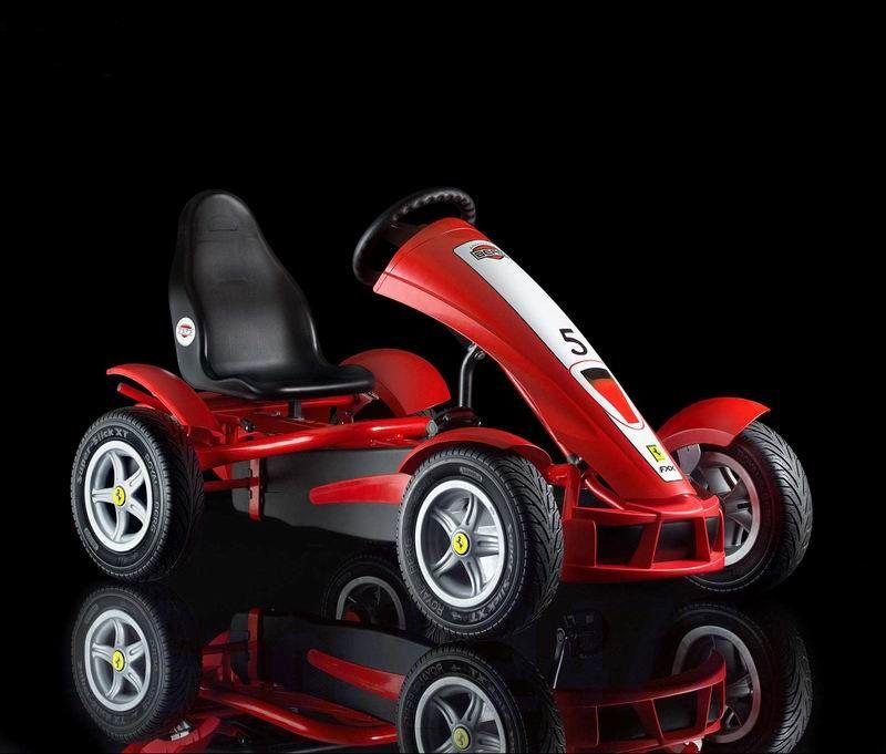 Веломобиль 06.26.52  BERG Ferrari FXX Racer