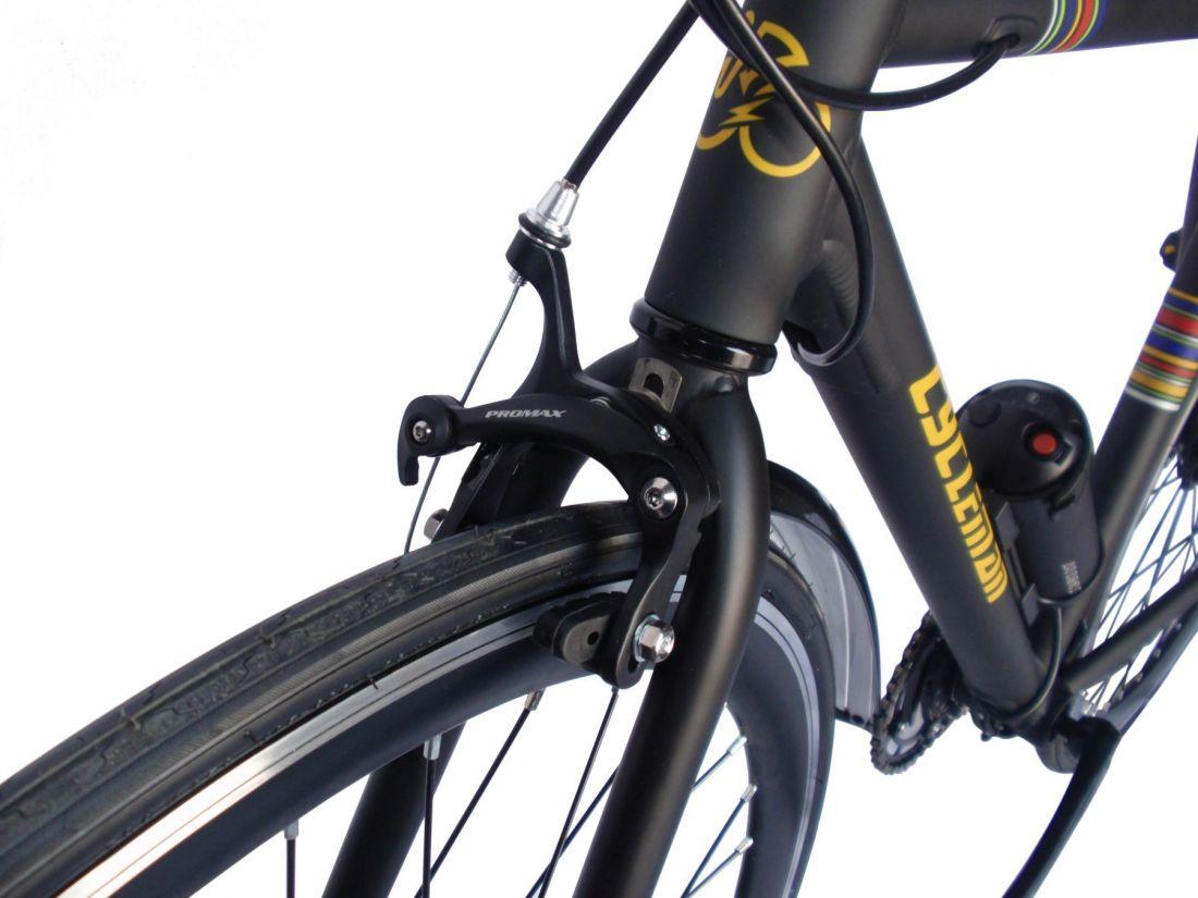 Электровелосипед Велогибрид RUNNER (152-01)