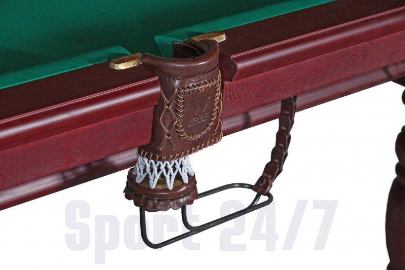 Бильярдный стол для русского бильярда «Дебют» 7 ф (махагон) ЛДСП KR07