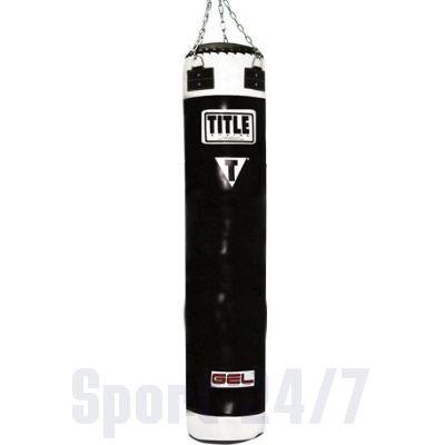Мешок боксёрский TITLE GEL Thai GTHB150