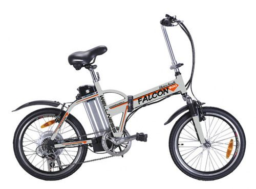 Электровелосипед Велогибрид FALCON (121-05)