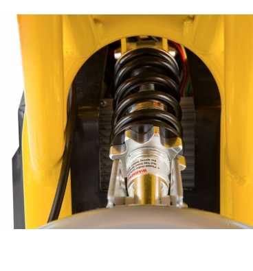 Электробайк Razor MX650 желтый 020608