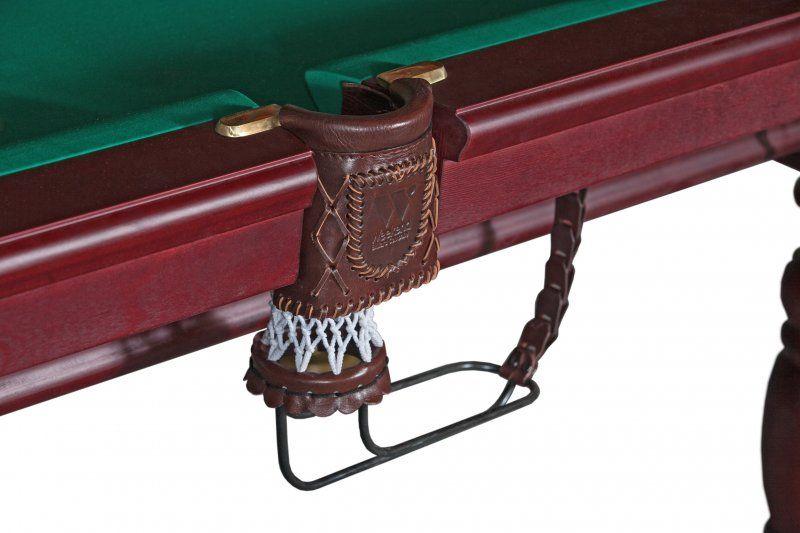 Бильярдный стол для русского бильярда «Дебют» 8 ф (махагон) ЛДСП KR08
