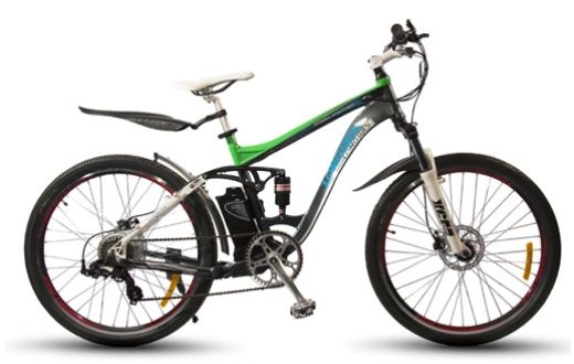Велогибрид Smart Electric 2 Fork