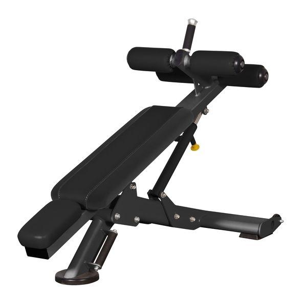 Регулируемая скамья для пресса  AFB127 Spirit Fitness
