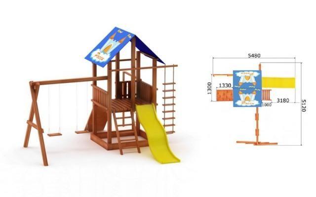 Игровой комплекс (ИК) Росинка-1