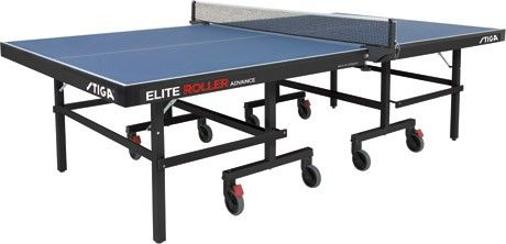 Теннисный стол тренировочный Stiga Elite Roller Advance 7186-06