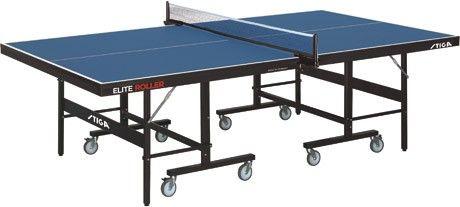 Теннисный стол тренировочный Stiga Elite Roller CSS (25 мм) 7186-05