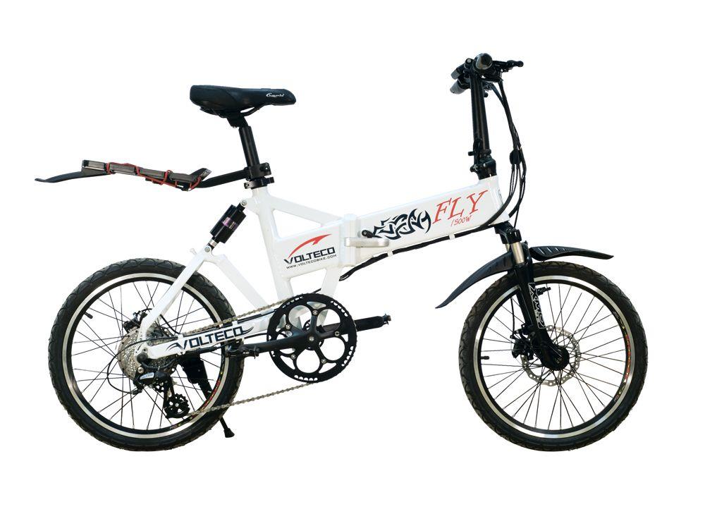Электровелосипед Велогибрид FLY (111-05)