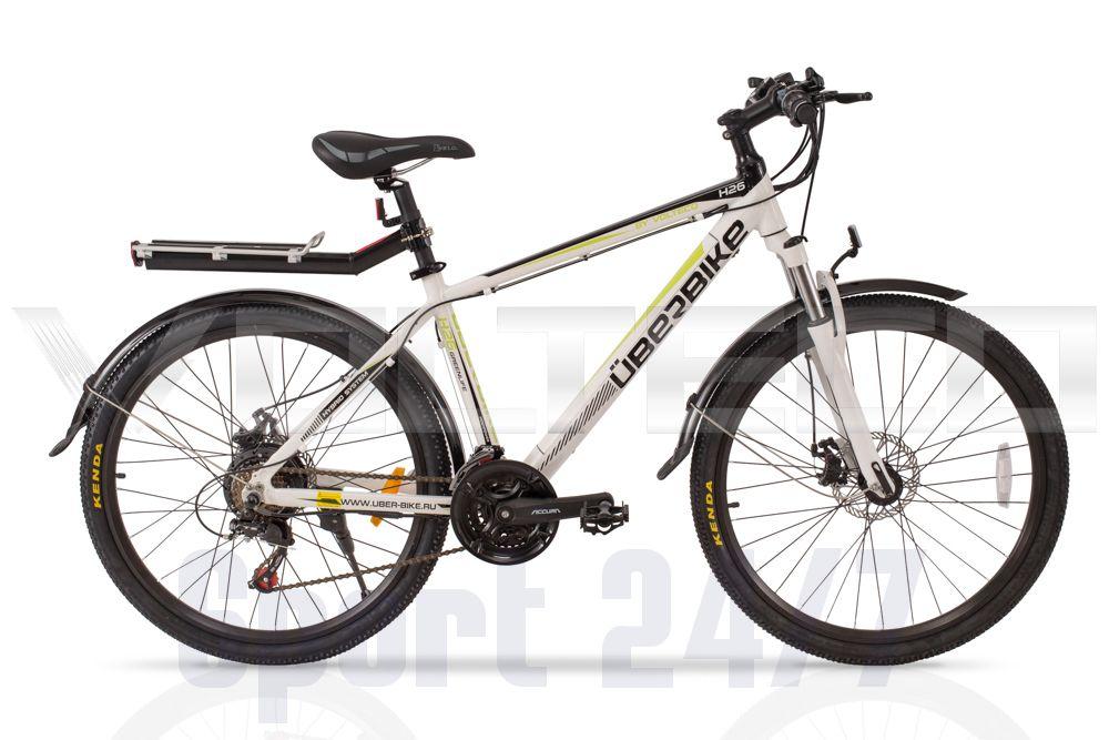 Электровелосипед Велогибрид UBERBIKE H26 48V-350W (172-01)