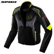 Куртка Spidi Tronik Net, Серо-желтая