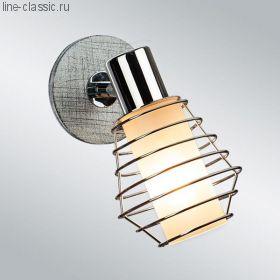 СПОТ ES 20039/1 хром/серый