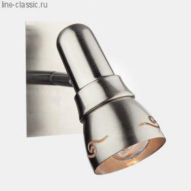 СПОТ ES 20022/1 сатин-никель