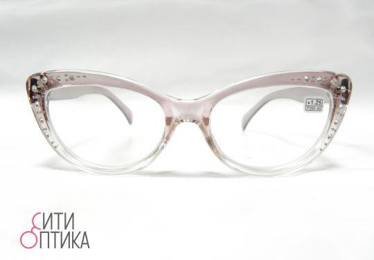 Готовые очки  с диоптриями +1.25 . Vov 88011 52-17-136