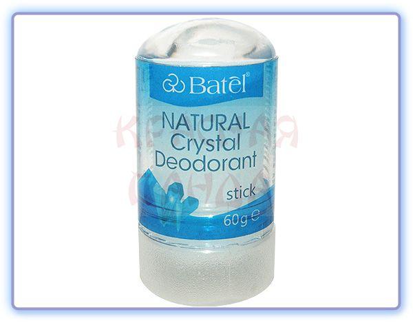 Натуральный минеральный дезодорант Batel (стик)