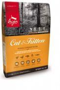 Orijen CAT & KITTEN - Биологически соответствующий корм для кошек и котят всех пород (340 г)