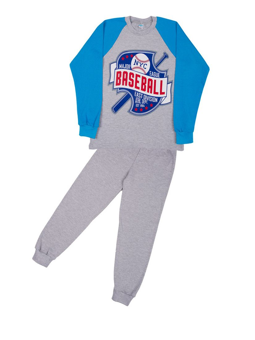 Пижама для мальчика Baseball