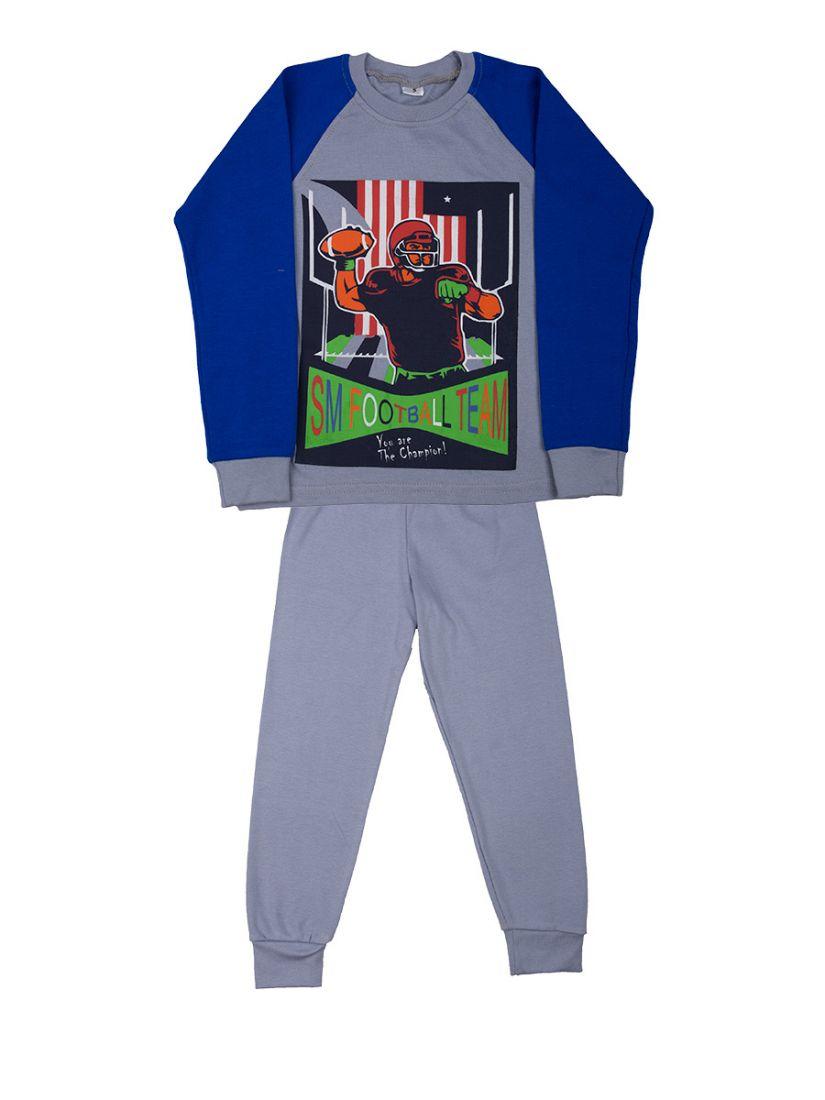 Пижама для мальчика Футболист
