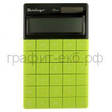 Калькулятор Berlingo CIG_100 12р зеленый