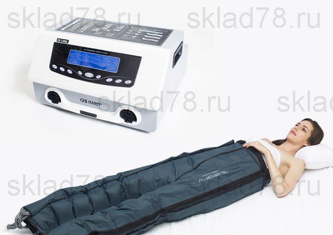 Doctor Life Lympha-Tron 12-ти камерный профессиональный аппарат с комбинезоном