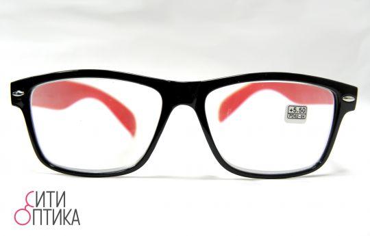 Готовые очки  с диоптриями +5.50 . Модель HK 6619