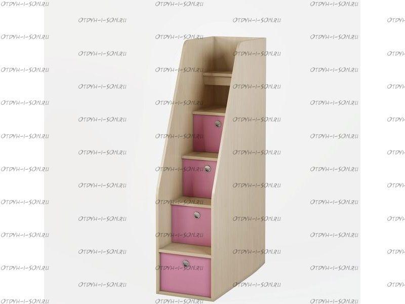 Лестница приставная с ящиками Чудо 0772 (45х173х102)