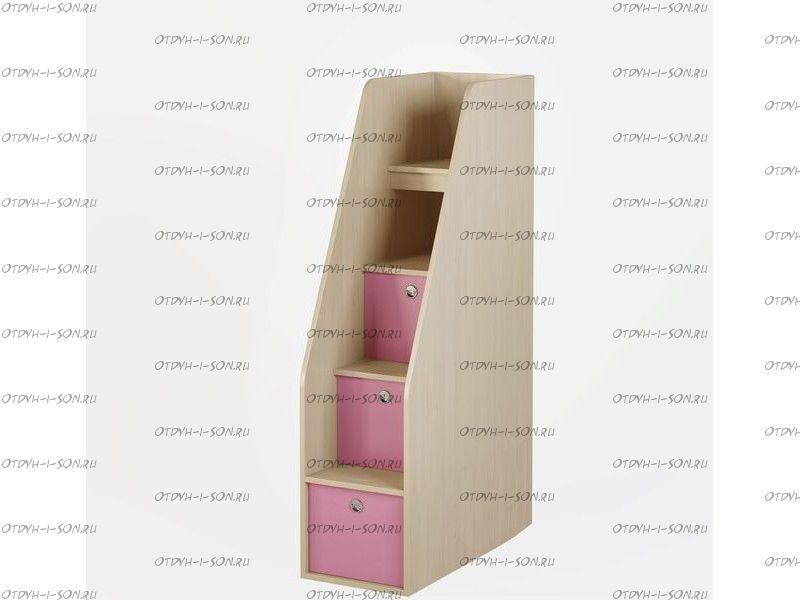 Лестница приставная с ящиками Чудо 0771 (45х173х102)
