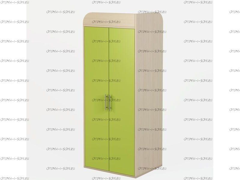Шкаф двухдверный приставной Чудо 0798-Т (76х60х190)