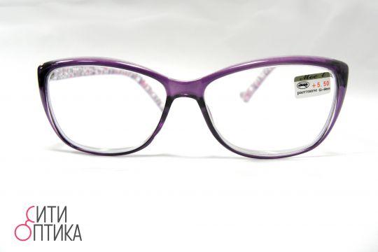 Готовые очки  с диоптриями +5.50 . Модель Moc t LW2064