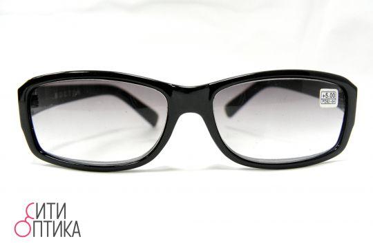 Тонированные готовые очки  с диоптриями . Восток HK 1314