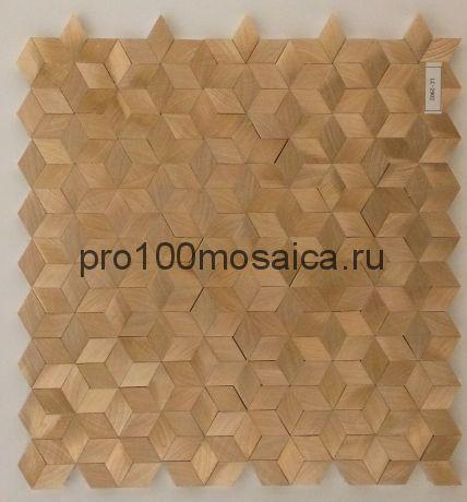 AL03. Мозаика серия Металл соты  размер, мм: 260*270*10 (Happy Mosaic)