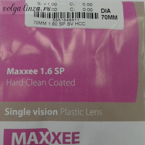 MAXXEE  SPH 1.60 HCC