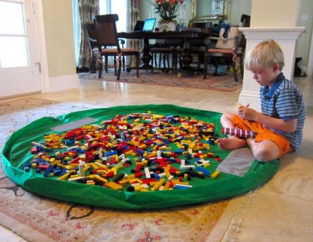 Коврик -мешок 150 см для игрушек