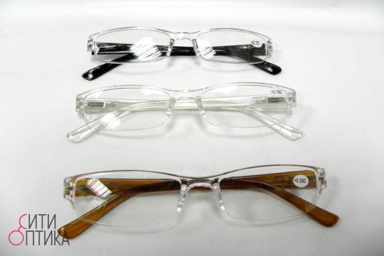 Готовые очки  с диоптриями  Модель DXZ 2188