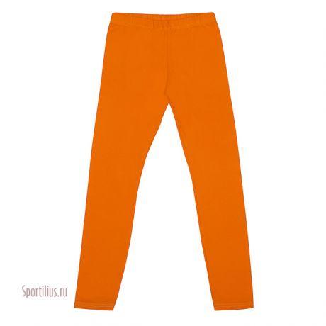 Оранжевые лосины