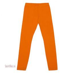 Лосины оранжевые