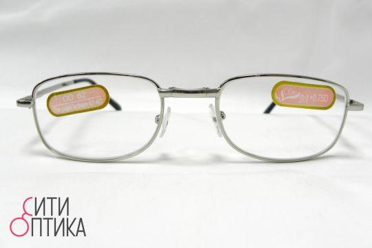 Готовые очки  с диоптриями +0.50 . +0,75 Модель 3601