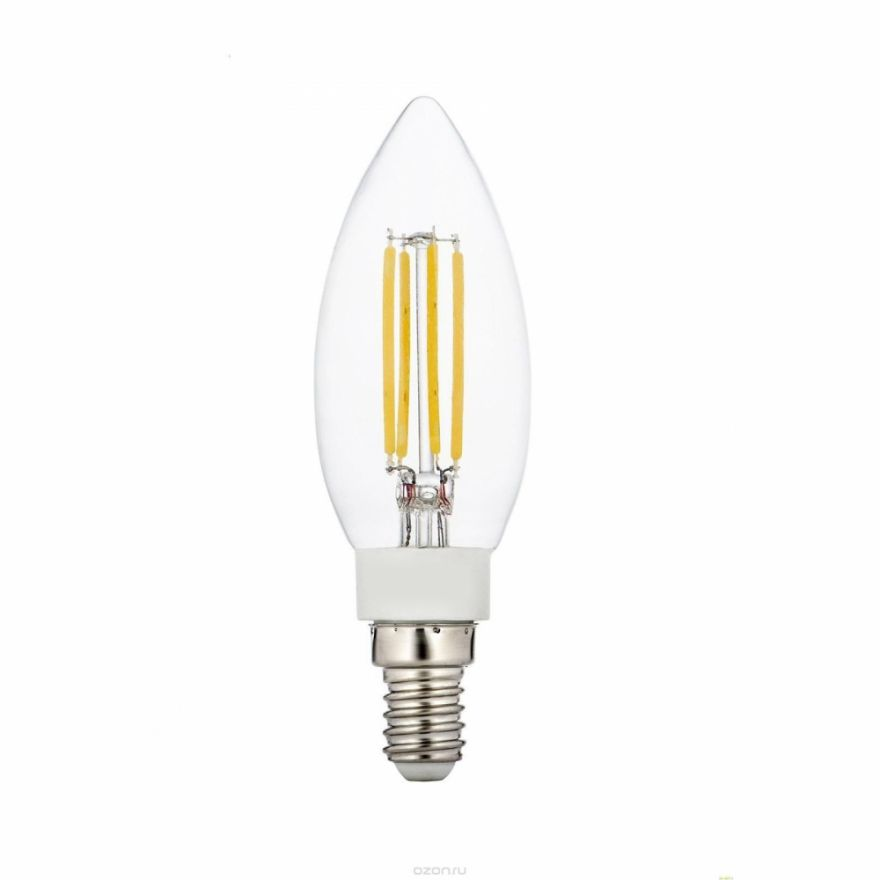Светодиодная Ретро лампа Эдисона C35 4W