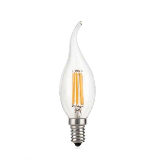 Светодиодная Ретро лампа Эдисона CF35 4W 4W