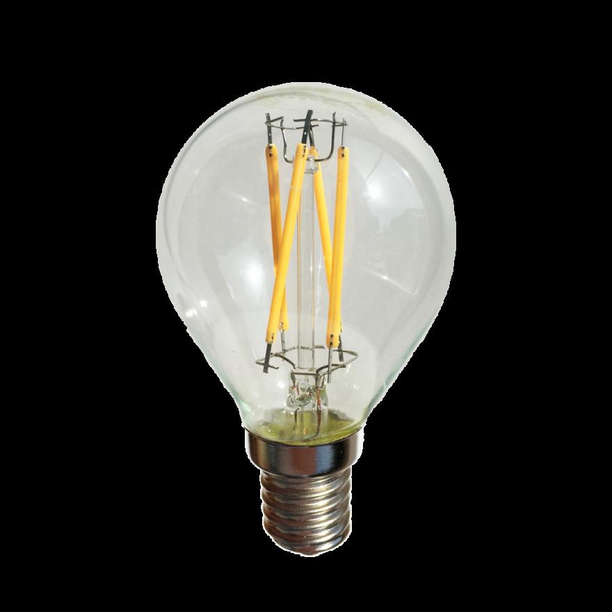 Светодиодная Ретро лампа Эдисона G45 4W