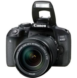 Canon EOS 800D Kit 18-135mm IS STM