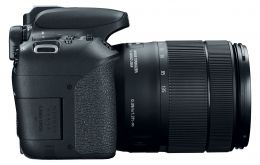 Canon EOS 77D Kit 18-135mm IS USM (NANO)