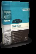 ACANA Wild Coast - Для собак всех пород и возрастов с рыбой (17 кг)