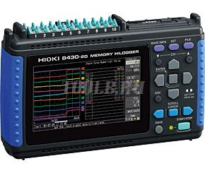 HIOKI LR8431-20 - цифровой регистратор (10 каналов)
