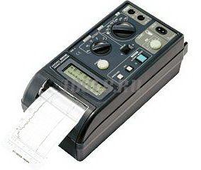HIOKI 8205-10 - бумажный самописец тока и напряжения